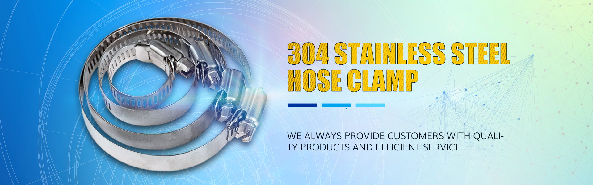High quality hose clamp could provide for you-Shunfa