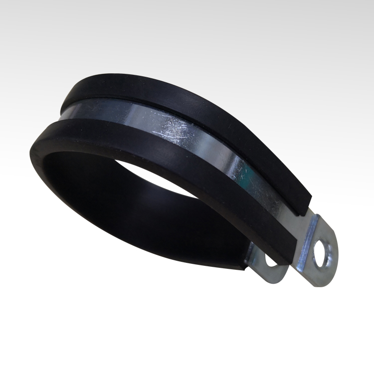 Rubber-Fixing Hose Clamp