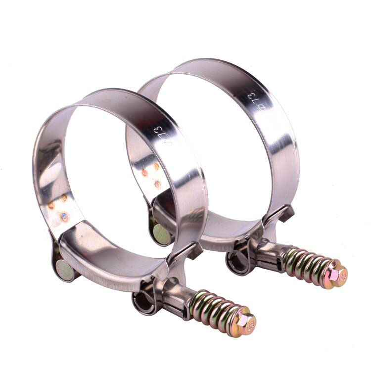 Worm Drive Hose Clamps-Mini Type