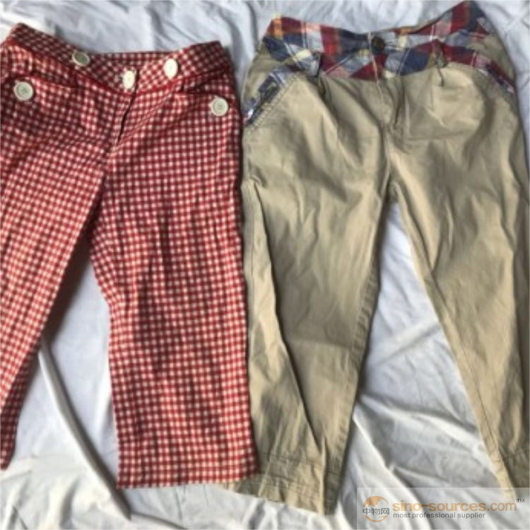 31High quality second-hand mens shorts