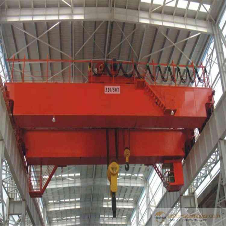 European Standard LD Electric Wire Rope Hoist Single Girder Bridge Crane