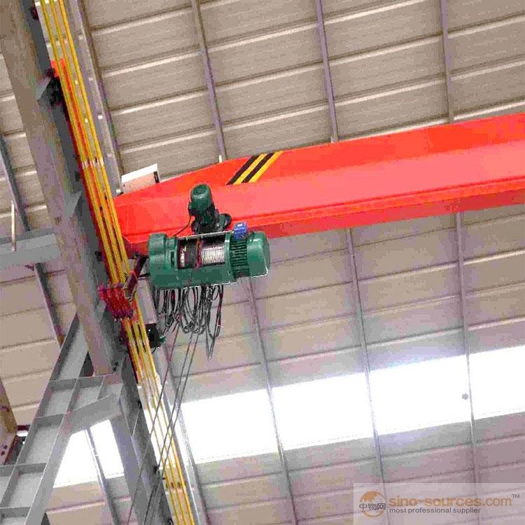 LD Motor Drive Electric Single Girder Overhead Bridge Crane 2T 3T 5T