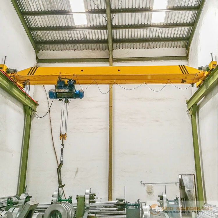 LD Type European Standard Light Duty 1 ton Single Girder Overhead Crane