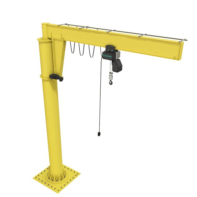 Manufacturer Electric Hoist Crane Manual Jib Crane With Hoist