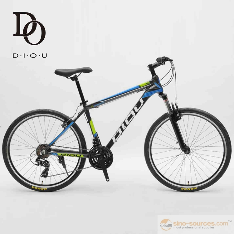 New design beautiful popular mountain bike alloy frame men bicycle