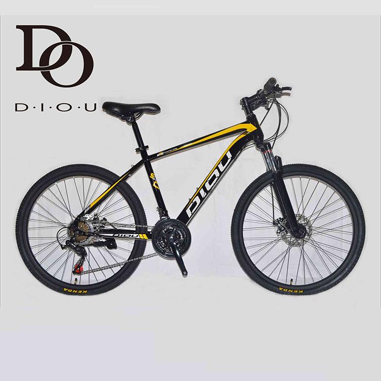 Cheap price 26 inch mtb bike steel frame 21 speed mountain bike