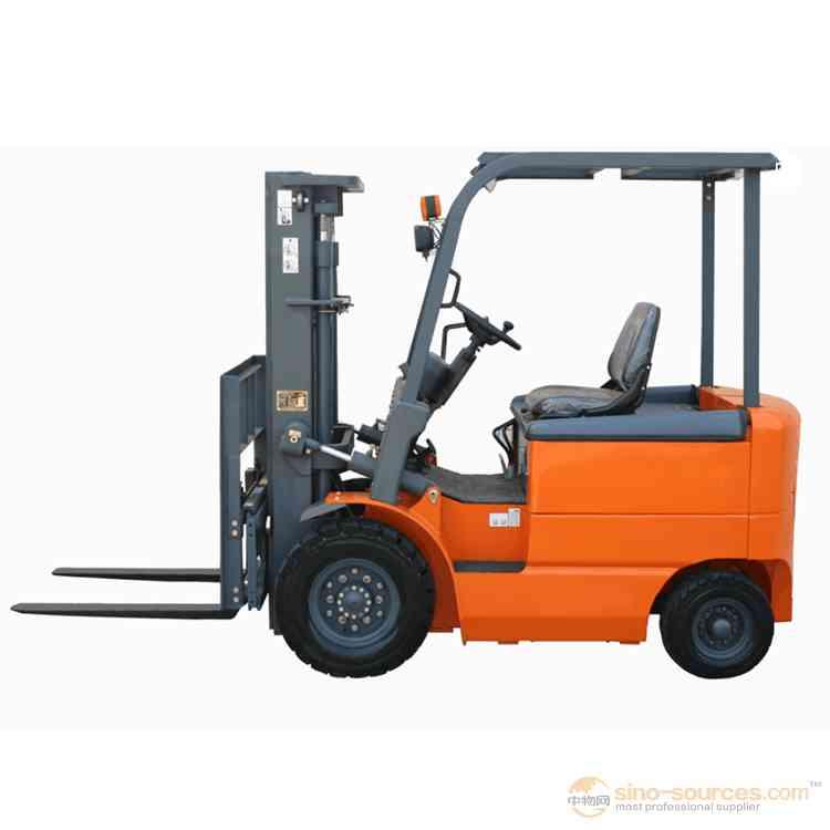 Rough Terrain Diesel Forklift1