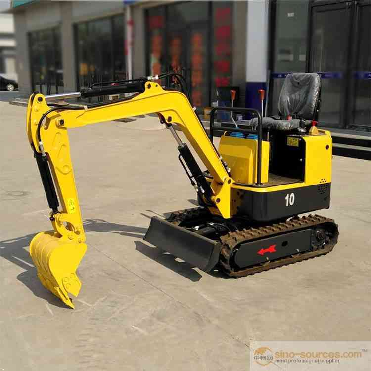 4.2ton New China diesel hydraulic crawler mini excavator with prices1