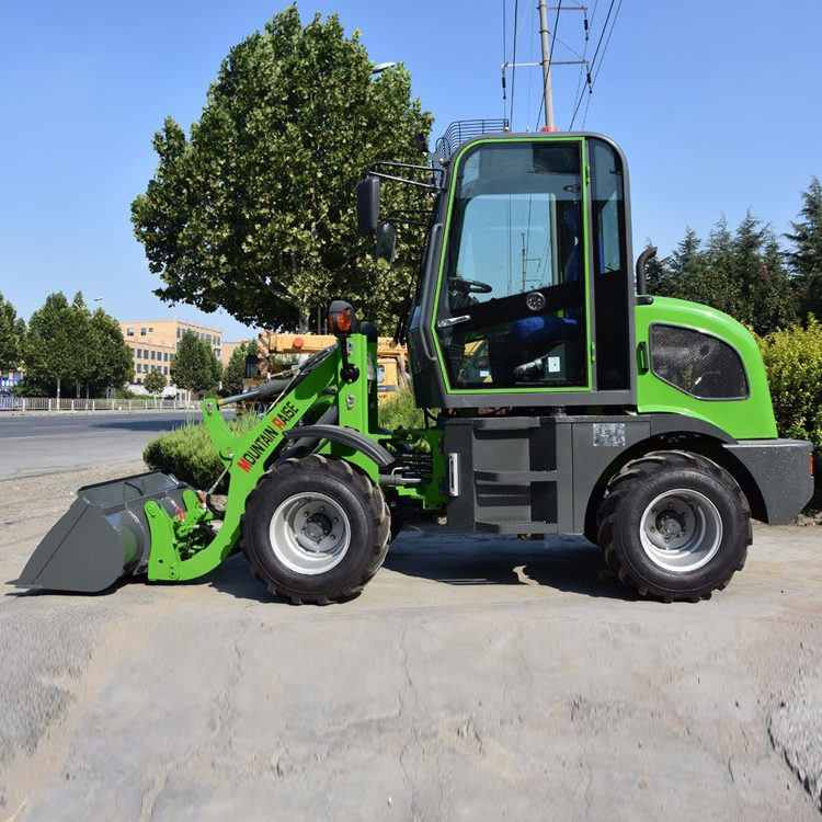 Backhoe Loader 1500kg Front End Lowest Price Back Loader
