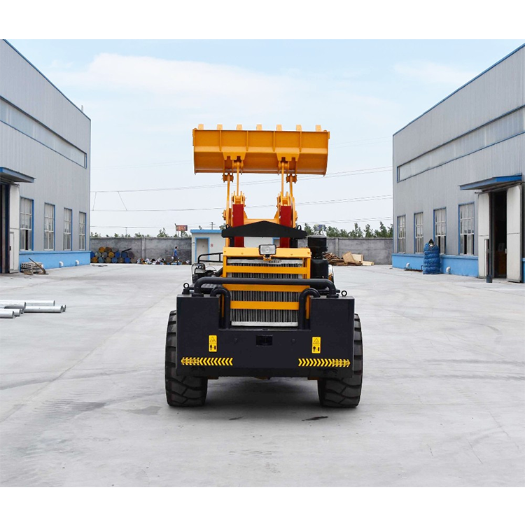 CE Approved Mini loader-digger For construction