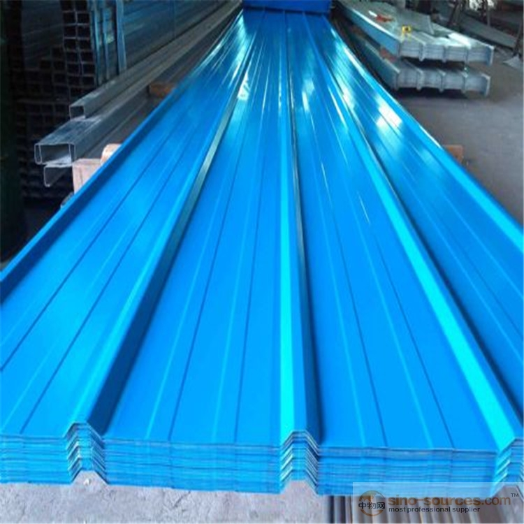 corrugated steel roofing sheet supplier1