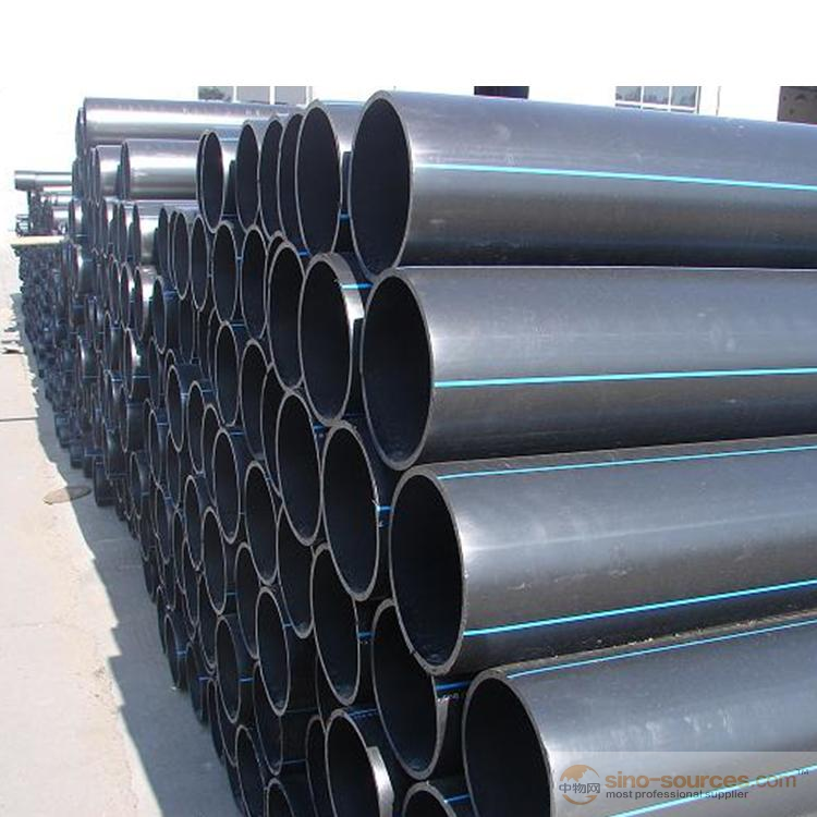 high quality Clear hdpe pipe