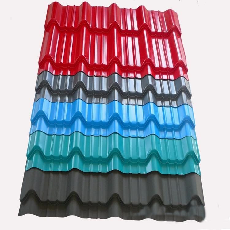 Good sale corrugated steel roofing sheet