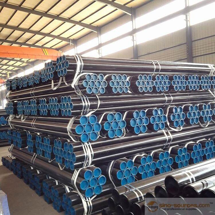 Galvanized Seamless Steel Pipe5