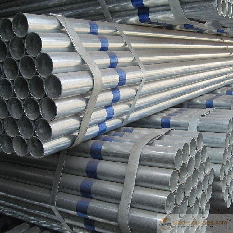 Pre Galvanized Steel Pipe2