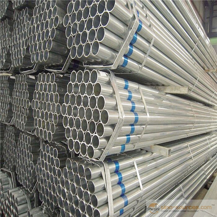 High Quality hot galvanized steel pipe5