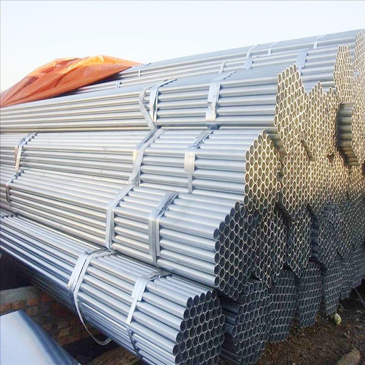 4 inch galvanized mild steel pipe