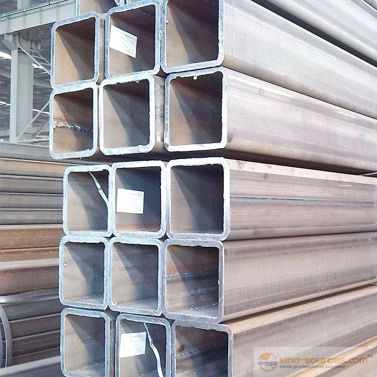 Galvanized Square Steel Pipe2