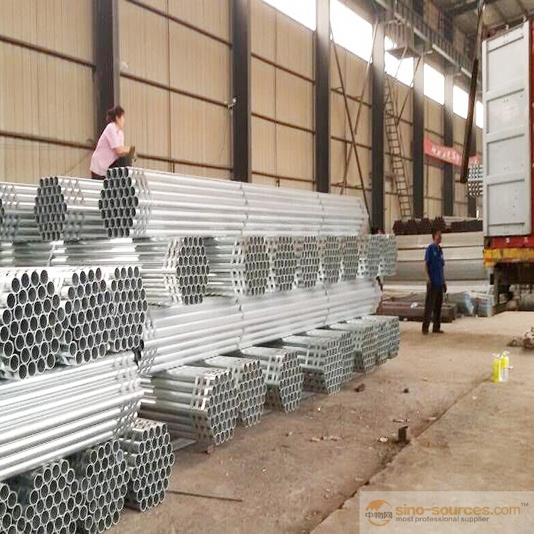 Professional Galvanized Steel Pipe manufacturer4