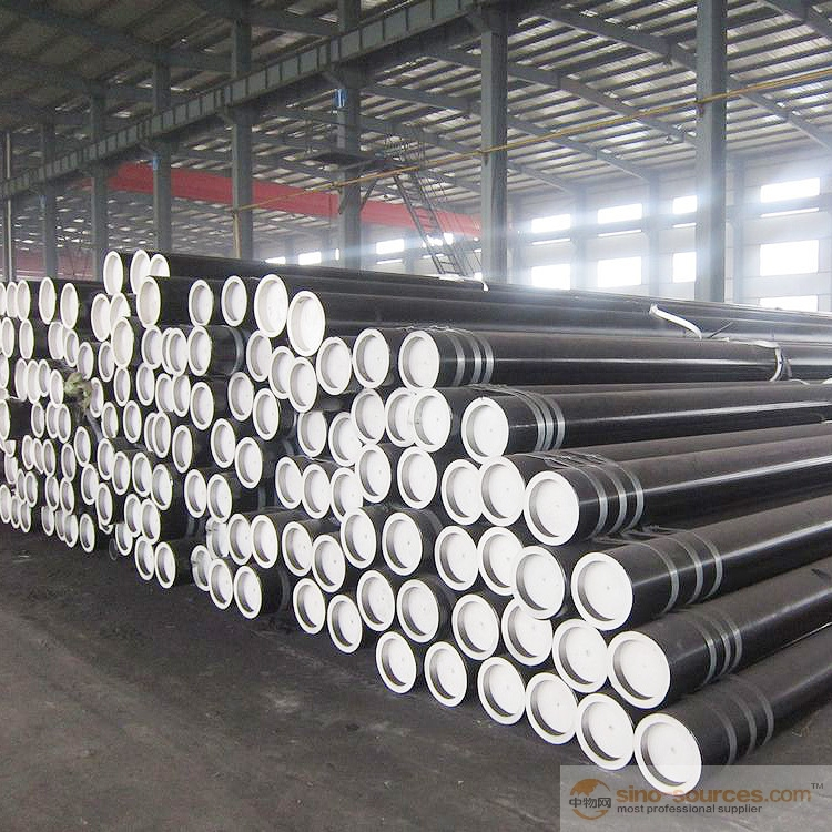 API 5L Carbon Seamless Steel Pipe4