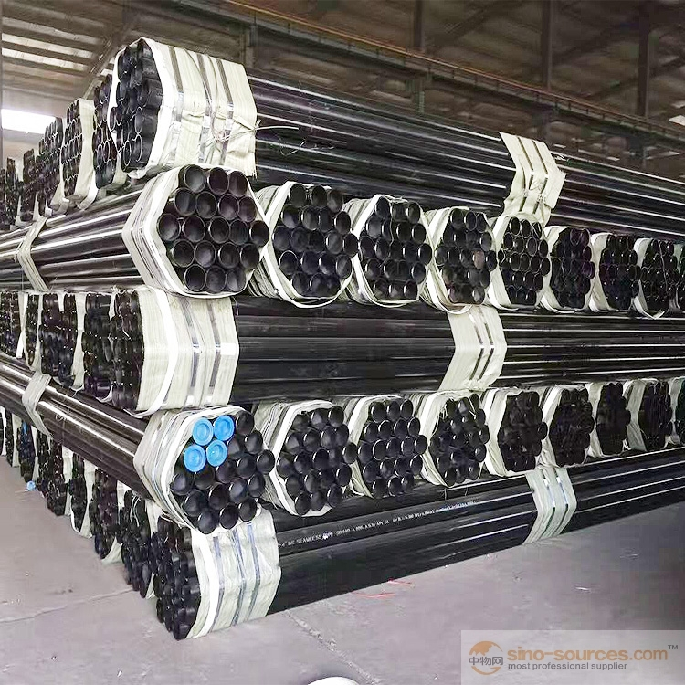 API 5L Carbon Seamless Steel Pipe3