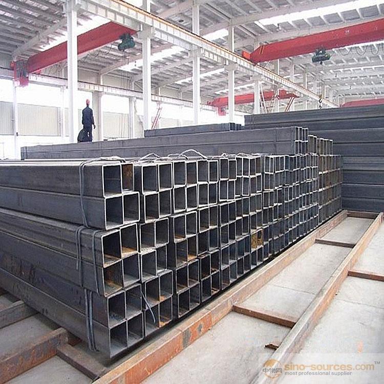 Galvanized Square Steel Pipe5
