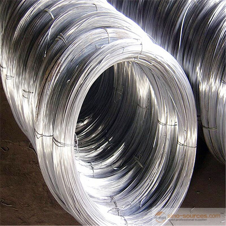 Galvanized wire with the best price