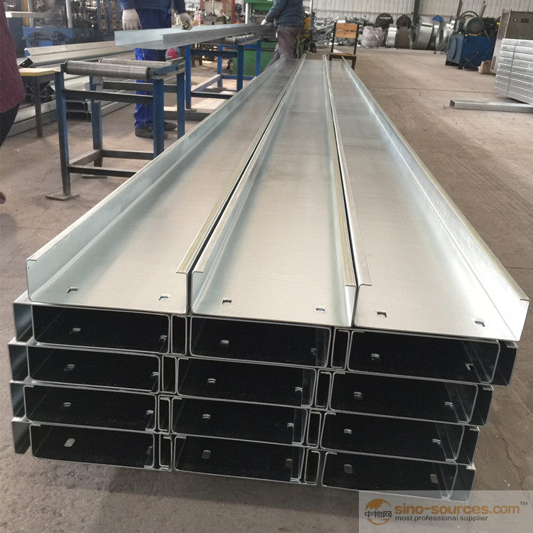 Steel Channel Supplier From China