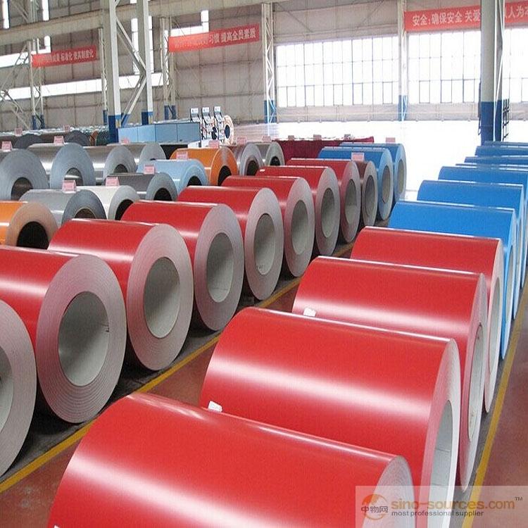 High quality PPGI coil
