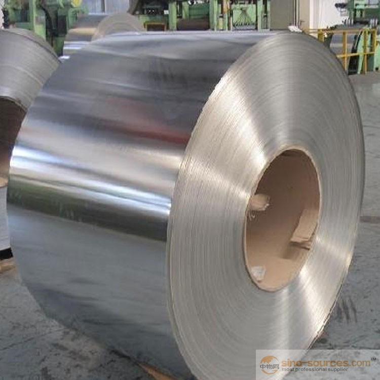 Steel coil for constructions