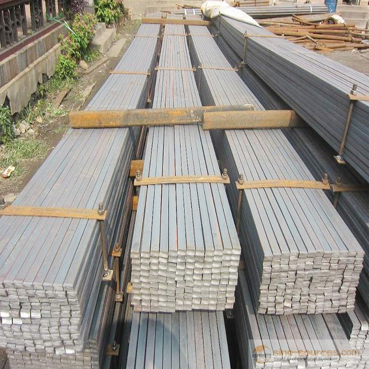 Steel flat bar exported in the world3
