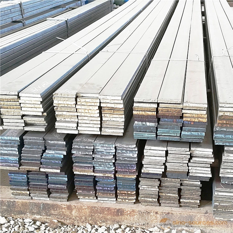 Steel flat bar exported in the world4