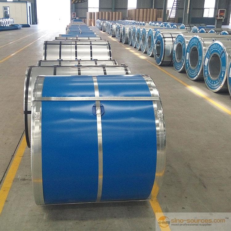 China steel sheet  ppgi supplier  for sale