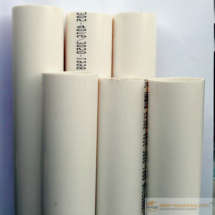 PVC Pipe in china for supply