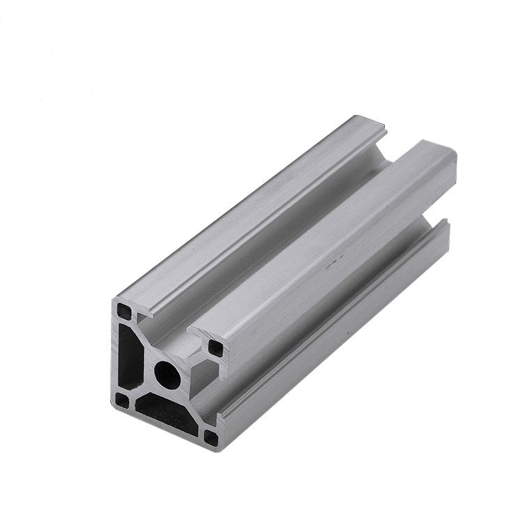 Types of aluminum profiles in china