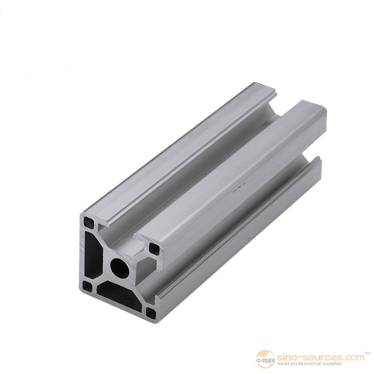 Types of aluminum profiles in china
