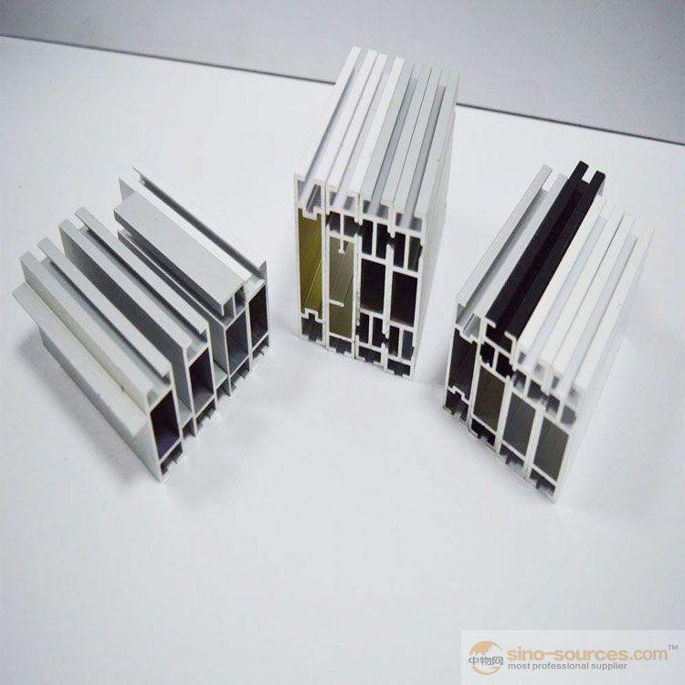 Types of aluminum profiles in china3