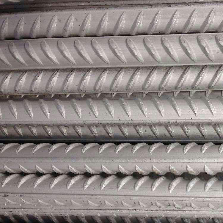 High Tensile Deformed Steel Rebar construction TMT deformed steel bars