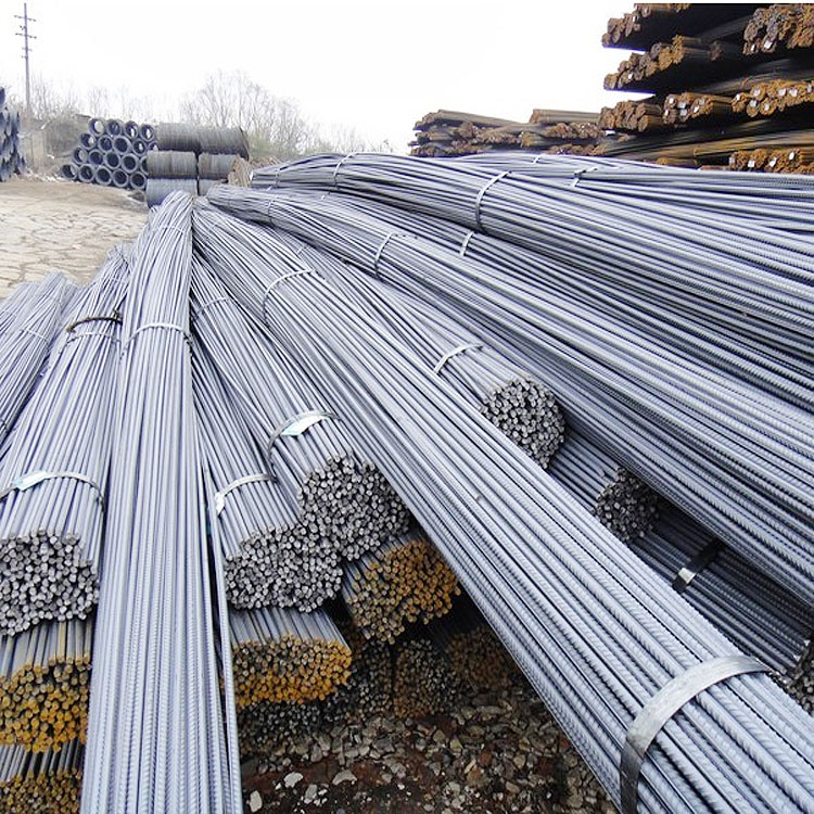 high tensile steel rebar deformed steel bar HRB400 HRB500 SD400 SD500 GR40 GR60 construction materia