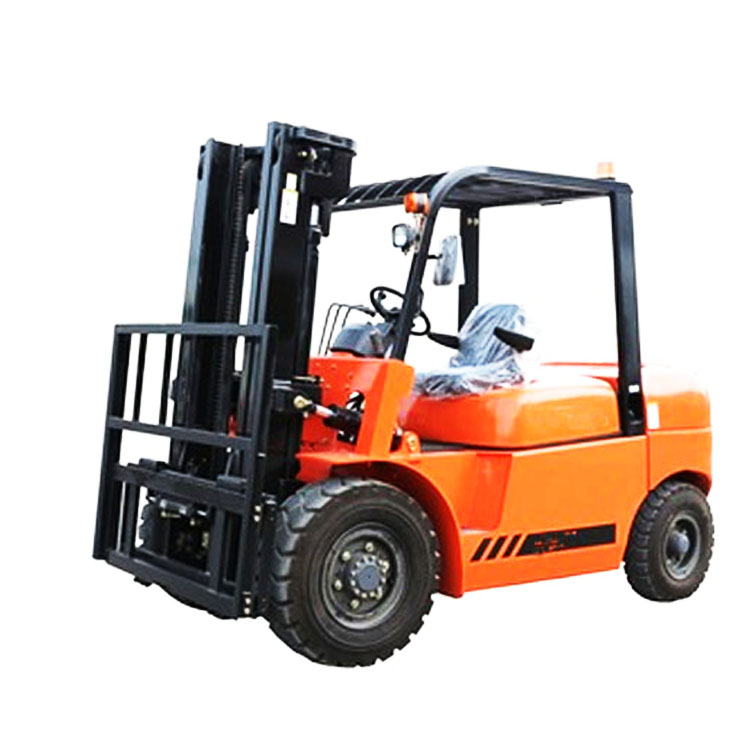 5t hydraulic diesel forklift/price of forklift