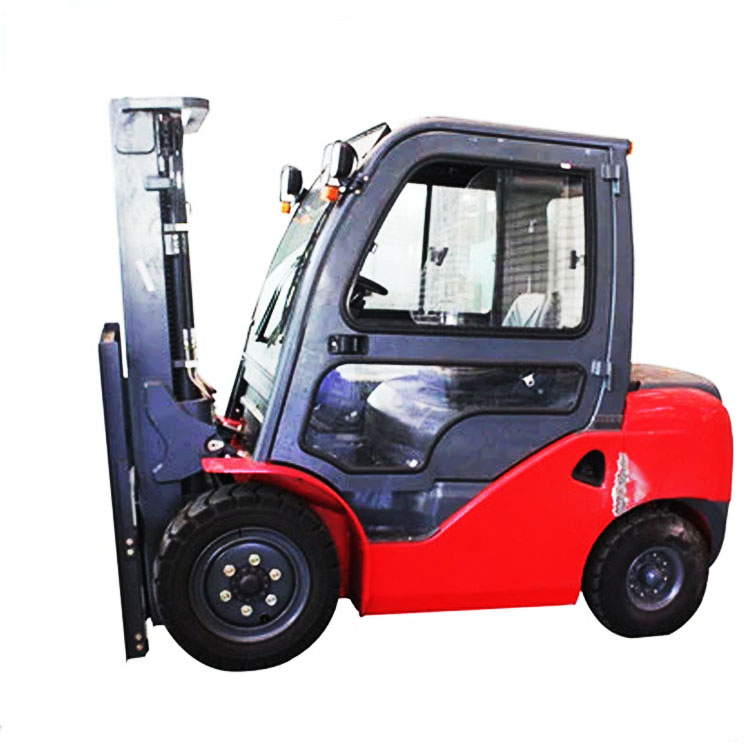 Series 2T Diesel Engine used forklift for sale
