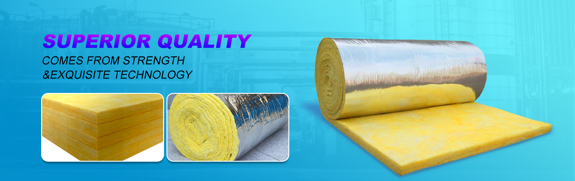 Glass Wool Board - Glass Wool Insulation - Products-produced by wanmaide