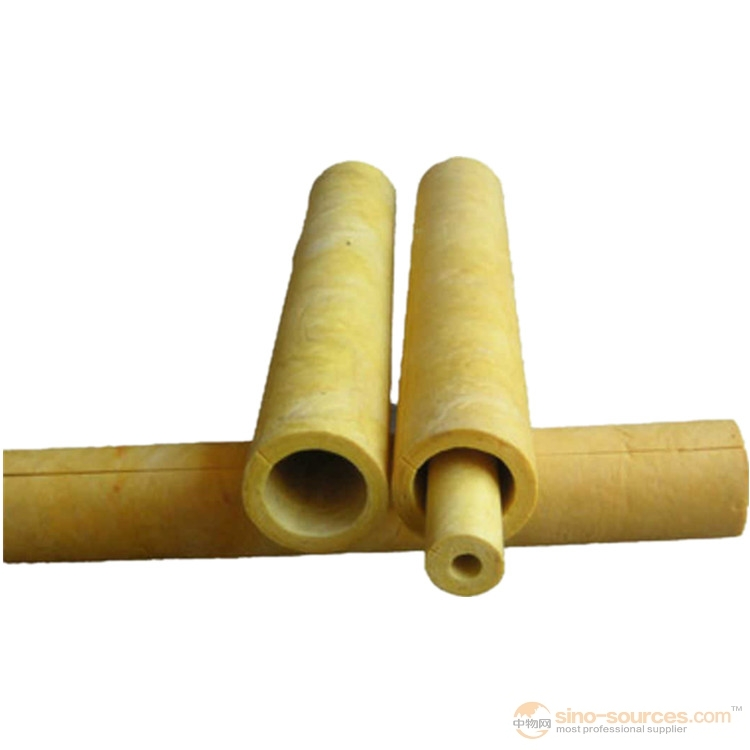 High density fireproof glass wool pipe acoustic ceiling5