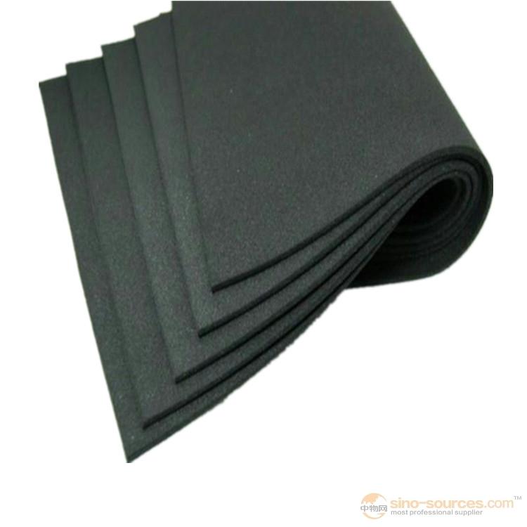Good pliability rubber foam heat insulation material5