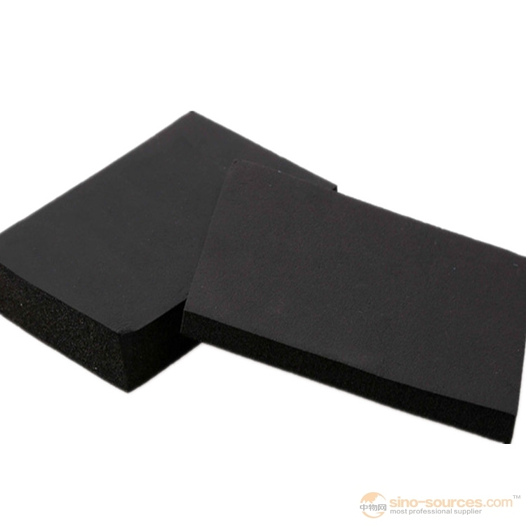 Good pliability rubber foam heat insulation material4