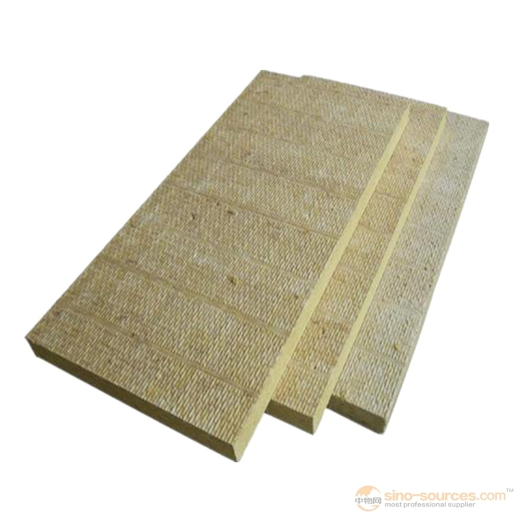 Waterproof thermal insulation price insulation board rockwool3