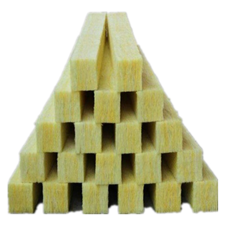 excellent waterproof glass wool cutting strip and thermal insulation materials