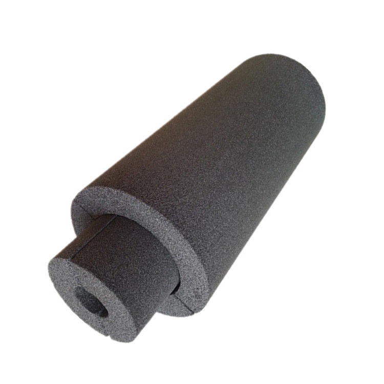Foam glass tube/sound insulation/heat insulation pipe