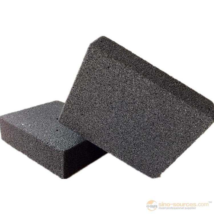 Ecologically friendly sustainable construction insulation material   foam glass3
