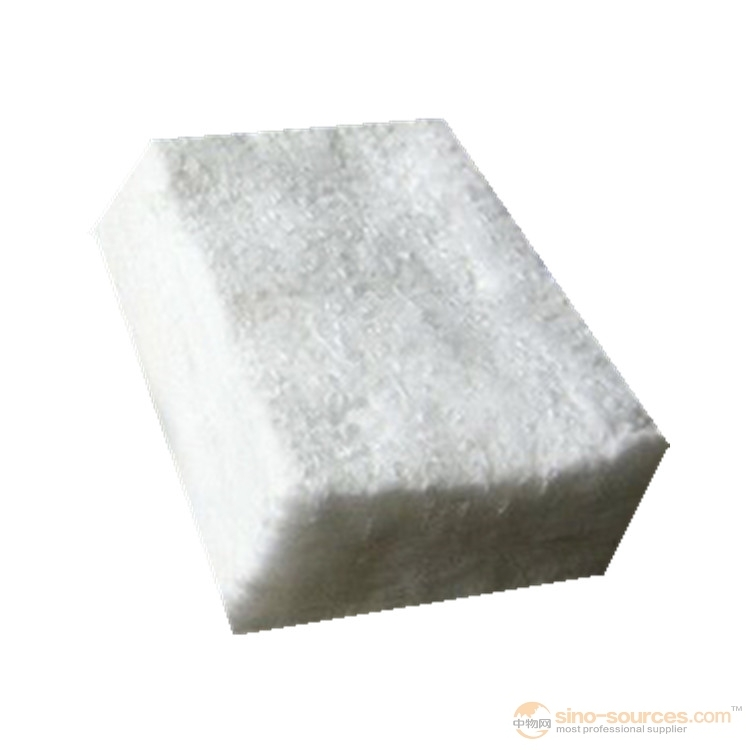 Good Light Weight Stability Aluminum Silicate Fiber Plain Felt Uesd for Industrial Furnace5